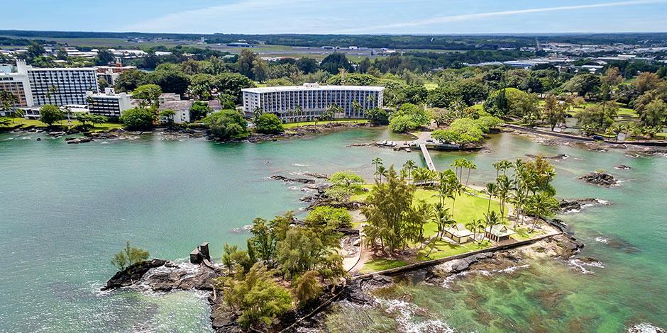 What Island Is University Of Hawaii Hilo On