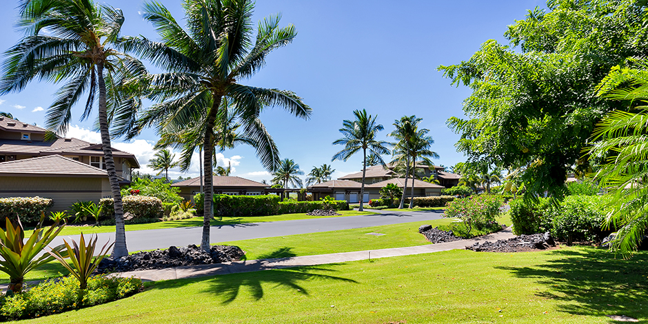 Exterior of Halii Kai at Waikoloa