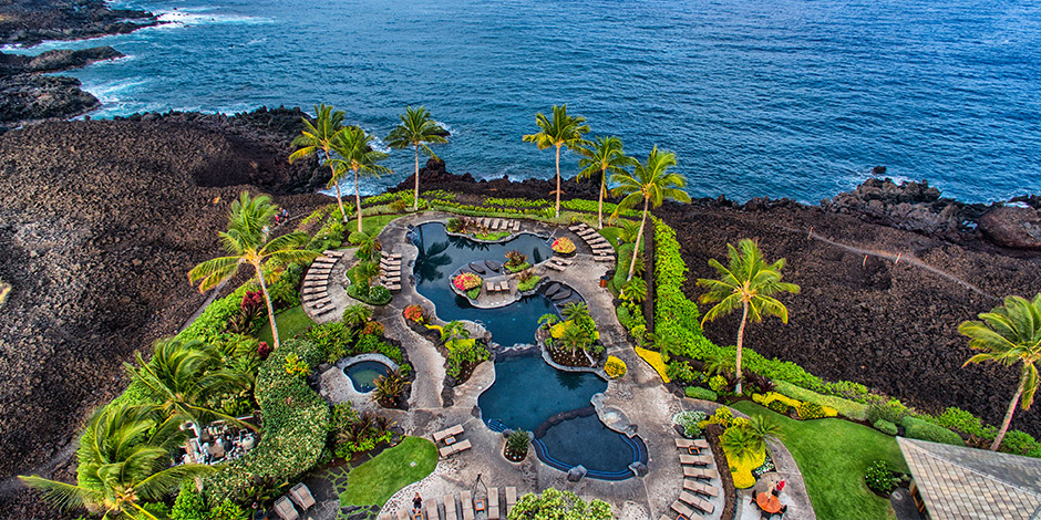 The Pool at Halii Kai at Waikoloa