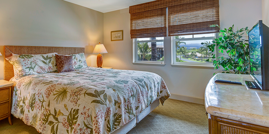 Bedroom at Halii Kai at Waikoloa