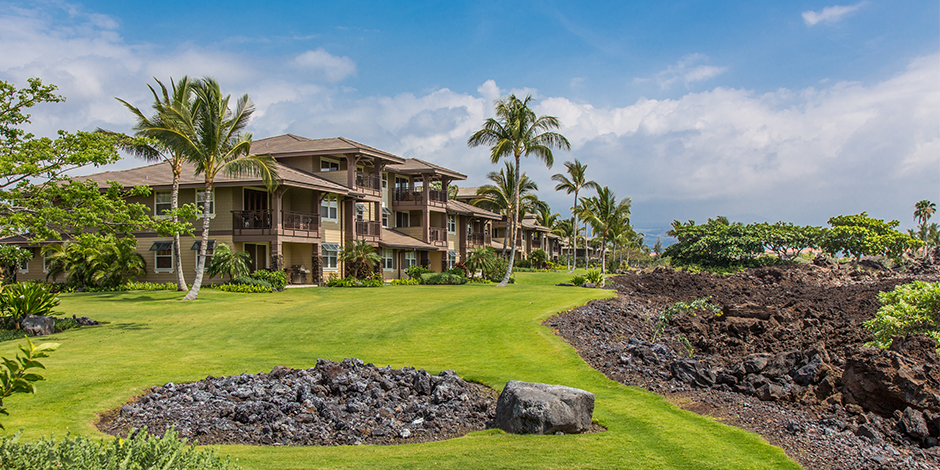Exterior view at Halii Kai at Waikoloa