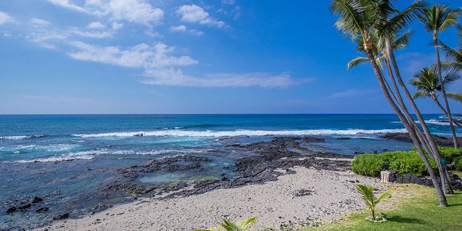Kona Oceanfront Vacation Condo   Kona Bali Kai Resort   Castle Resorts