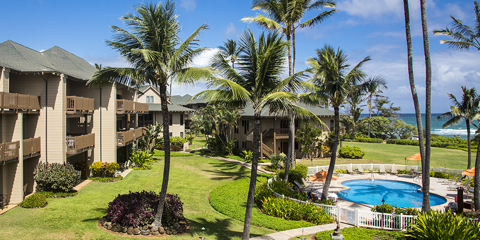 Exterior view at Kaha Lani Resort