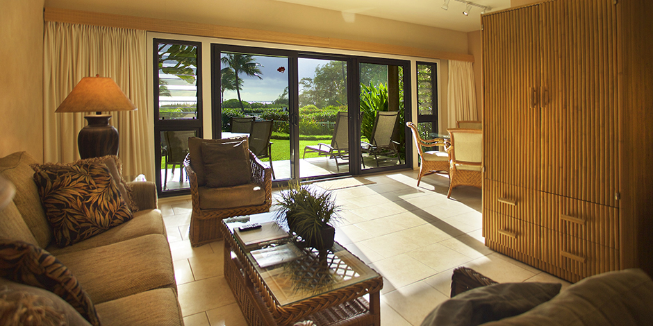 Interior at Kaha Lani Resort