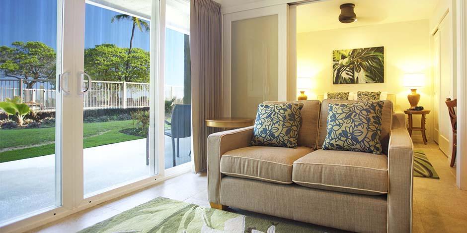 Kapaa Vacation Condo Kauai Kailani Castle Resorts