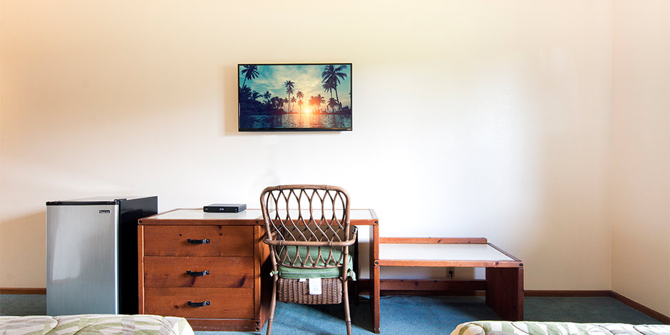 Standard Room at Waimea Country Lodge