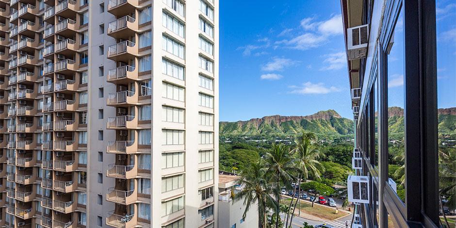 Waikiki Grand Hotel Condo Rental