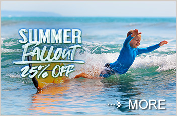 Enjoy 25% off during Castle's Summer Fallout