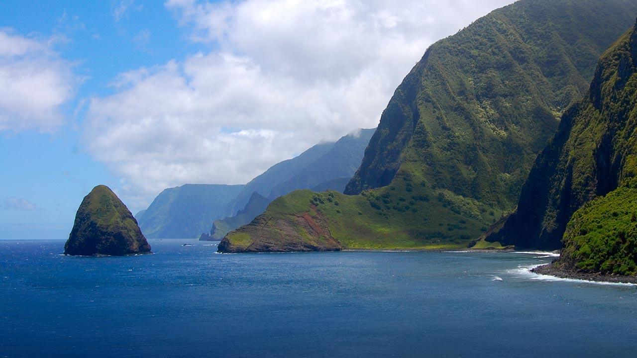 New Zealand Big Island