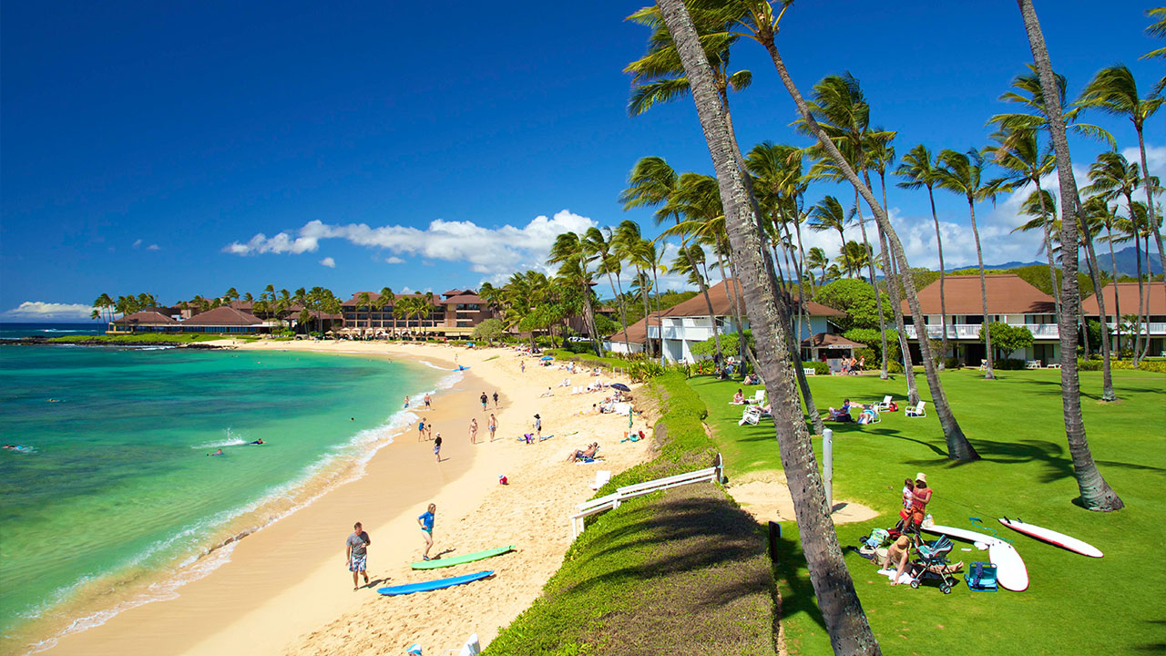 Poipu Beach Vacation Condo Deals