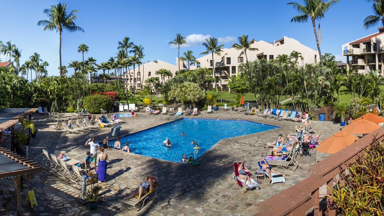 Kihei Resort Amenities Kamaole Sands Castle Resorts