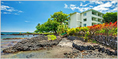Pagod Hilo Bay Hotel, Big Island Hawaii