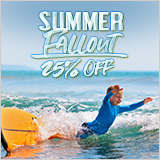 Summer Fallout Special - 20% Off
